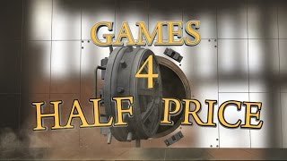 [Secrets to getting half price games,The sims 4, Assassin's C...] Video