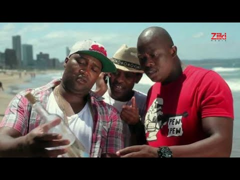 Dj Ganyani Ft Mlu And Big Nuz - Be There video