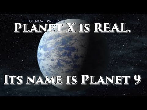 Astronomers find proof Planet X is real & they call it Planet 9