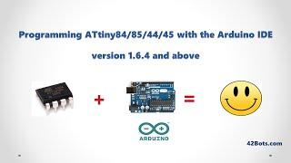 tinyAVR Microcontrollers - Atmel
