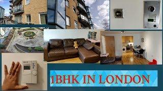 OUR 1BHK HOME TOUR IN LONDON/TELUGU