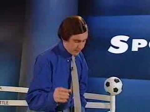Alan Partridge's World Cup Countdown