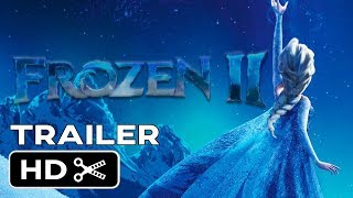 Frozen 2 (2019) Teaser Trailer #1 - Idina Menzel, Kristen Bell Disney Elsa Kids Movie