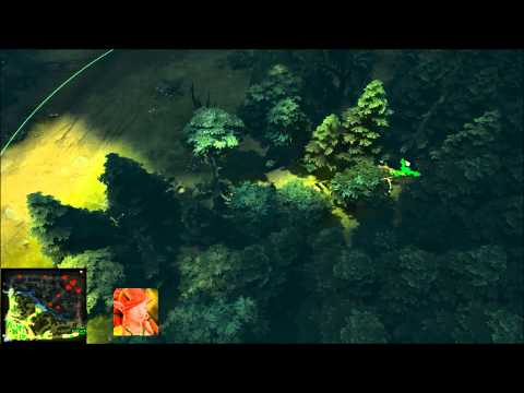 Dota 2 Drills: Juke Paths (6.79)