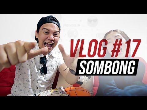 GAPAPA JELEK YANG PENTING SOMBONG feat. DEVINAUREEL - OnVlog #17