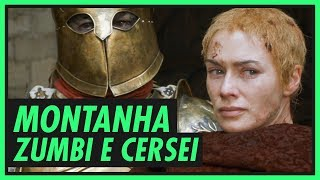Zumbi-Montanha, Sor Gregor Clegane | GAME OF THRONES