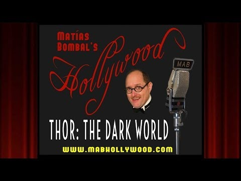 Thor: The Dark World - Review - Matias Bombal's Hollywood