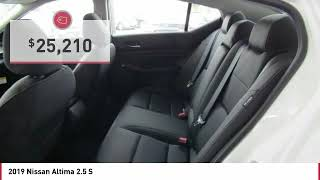 2019 Nissan Altima 2019 Nissan Altima 2.5 S FOR SALE in Seaside, CA N6869