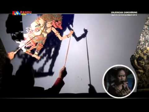 media youtube wayang kulit ki enthus