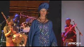La styliste Soukeyna Diop fait son chemin dans l'univers de la mode