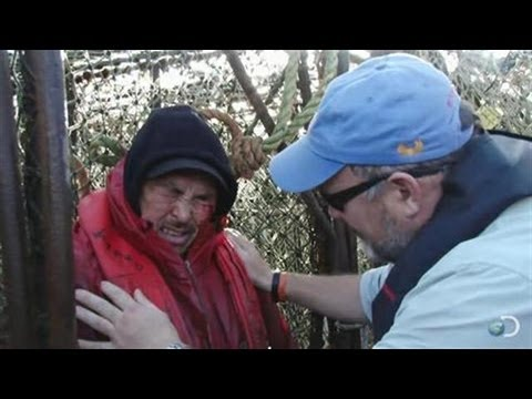 Deckhand Takes Buoy to the Face | Deadliest Catch