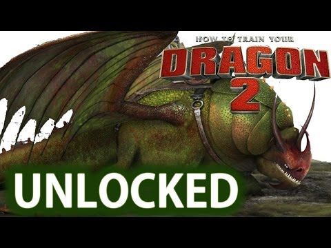 How To Train Your Dragon 2: How To Get/Unlock Skullcrusher & Stoick
