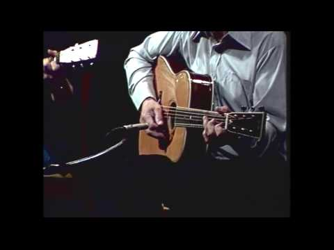 Doc Watson - 1991 - East Tennessee Rag &amp; Beaumont Rag, Medley