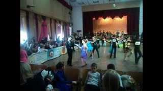 Конкурс бальных танцев в виннице