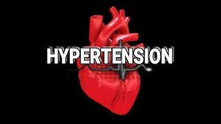 Hypertension - Nutrition in Health and Disease (NUT60304) Assignment