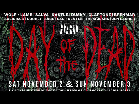 HARD DAY OF THE DEAD 2013 Official Trailer