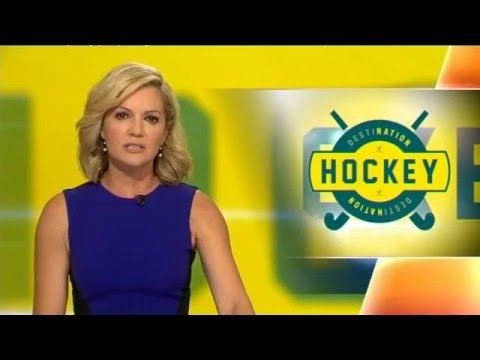 Destination Hockey News, with Sandra Sully (21 April 2016)