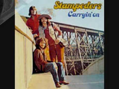 Stampeders - Minstrel Gypsy
