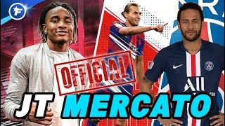 Le Paris Saint-Germain vend à tour de bras   Journal du Mercato