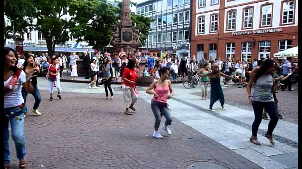 Flashmob per liebfrauenberg frankfurt am main 2011 10 for Liebfrauenberg frankfurt