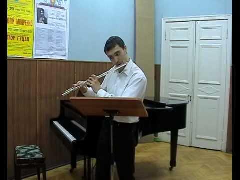 Carl Philipp Emanuel Bach - Аллегро До-минор