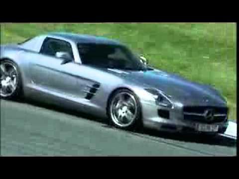 Mercedes-Benz SLS AMG - обзор