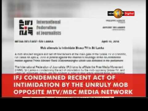 ifj condemns mob att|eng