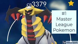 Master League Top Picks Series - Giratina