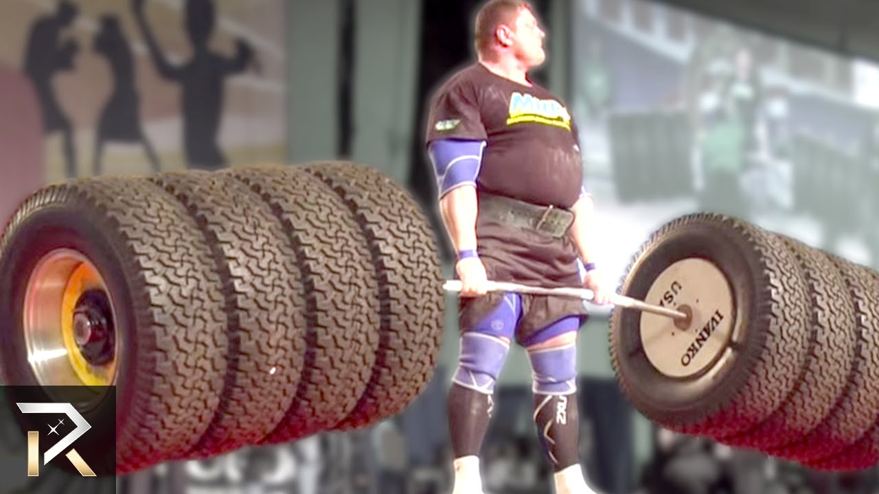 Superhumans: The Strongest People In The World