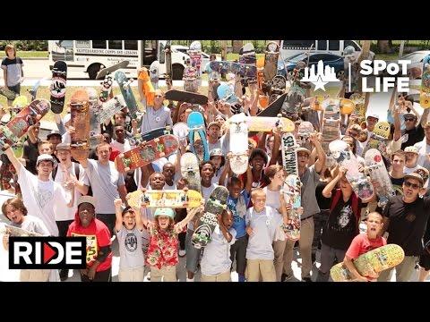 DC's Go Skateboarding Day Tampa 2016 - SPoT Life
