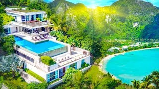 $10,000,000 House Tour in Paradise!