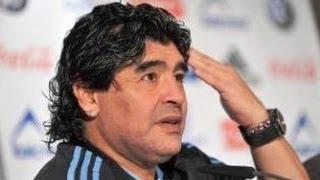 Maradona rinvia il ritorno - Il tifo di Scampia (04.04.12)