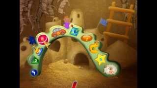 Лунтик - Разбросанные игрушки. Обучающий мультфильм для детей.