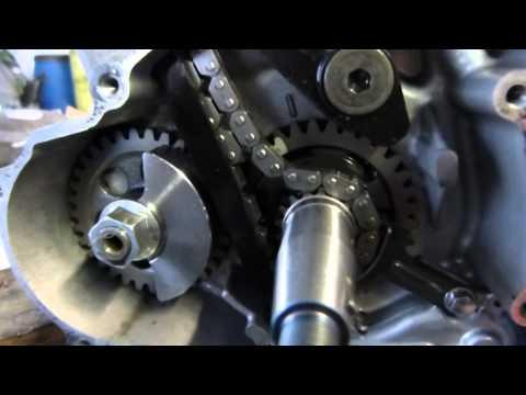 KFX450 Engine Motor rebuild story