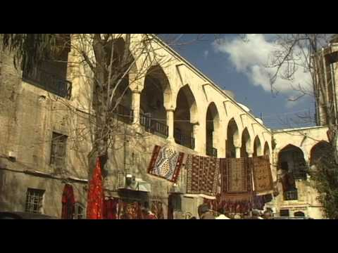 Railroad To Damascus Travel Video Guide