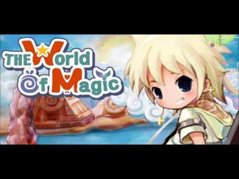 Mushroom Marshland - The World of Magic OST