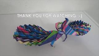 Origami Peacock Introduction