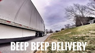 Cloudy Days and Semi Trucks | FPV Freestyle |