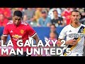 LA Galaxy 2-5 Man United   GOALS: Rashford (2), Fellaini, Mkhitaryan, Martial