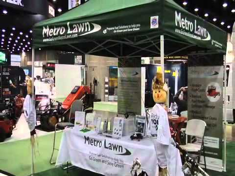 2010 GIE+EXPO Daily Update with Metro Lawn Program