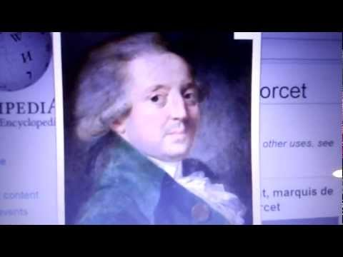 the life and times of marie jean antoine nicolas de caritat Marie jean antoine nicolas de caritat, marquis de condorcet, known as nicolas de condorcet, was a french philosopher, mathematician, and early political scientist whose condorcet method in voting tally.