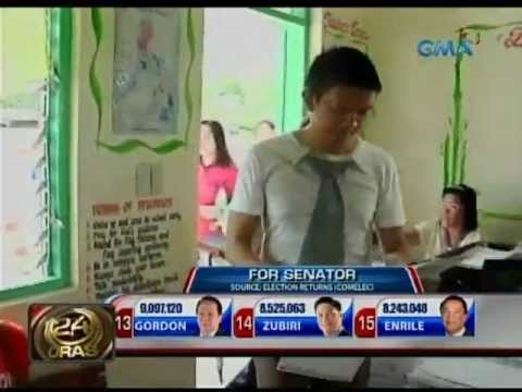 24Oras: Interview with Sen. Chiz Escudero; consistent na nasa top 6 ng senatorial race