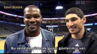 Fenerbahce Ulker vs. Oklahoma City Thunder (Oct. 9, 2015)