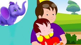 Classic Rhymes from Appu Series - Nursery Rhymes - Hush little Baby