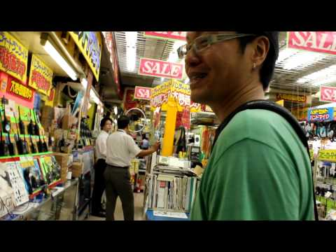 Video tour of Akihabara - Rocket Radio
