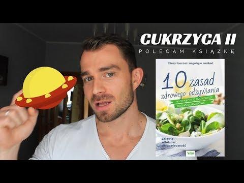 Cukrzyca II, Brzoskwinia UFO, Polecam Książkę 10 Zasad Zdrowego Odżywiania  / VLOG #10