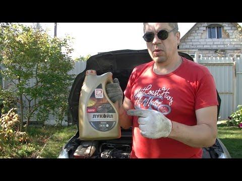 Замена масла форд фокус 3 своими руками