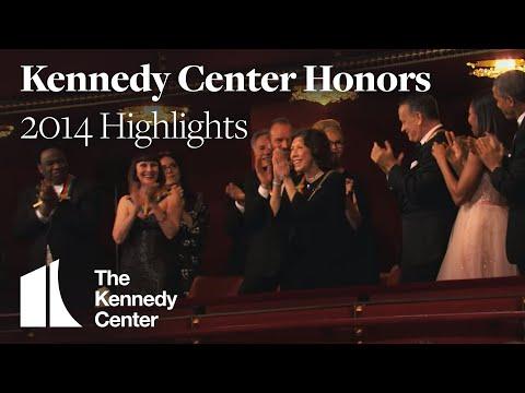 Kennedy Center Honors Highlights 2014 - Al Green, Tom Hanks, Patricia McBride, Sting, Lily Tomlin