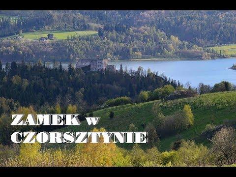 Zamek W Czorsztynie - Zamki Polskie, Pieniny, Czorsztyn Castle - Poland