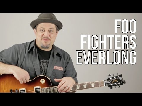 Playlist Of How To Play Everlong By The Foo Fighters On Guitar